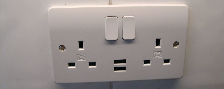 USB socket outlet Loughton Essex